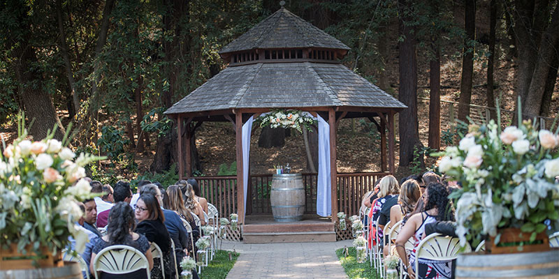 What Should the Best Wedding Venue in Healdsburg Have?