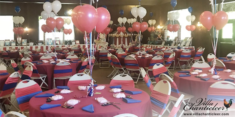 Best Ways to Use Balloons in Your Wedding Décor